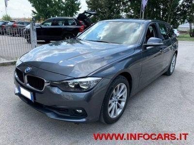 usata BMW 320 d 190 CV xDrive Touring Business Advantage aut.