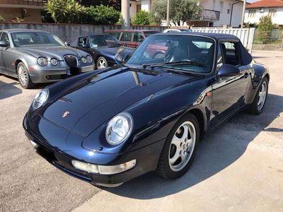 usata Porsche 911 Carrera Cabriolet 993 cat