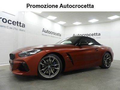brugt BMW Z4 M 40i 340hp