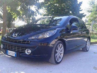 usado Peugeot 207 - serie limitata gti