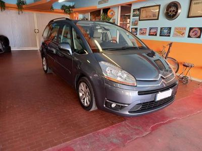 usata Citroën Grand C4 Picasso 1.6 HDi 110 FAP Exclusive Style automatica 7 posti