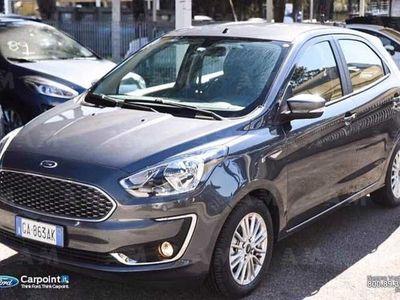 usata Ford Ka Plus 1.2 85 CV Start&Stop Ultimate nuova a Roma