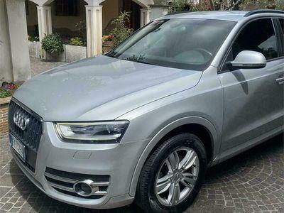 usata Audi Q3 2.0 TDI 177 CV Navi + Xeno