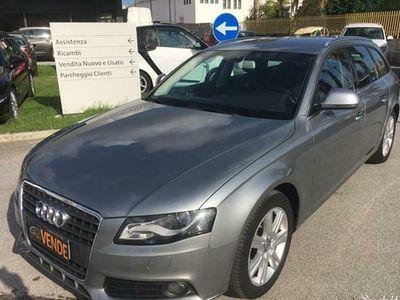 usata Audi A4 2.0 16V TDI 170CV Avant