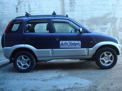 usata Daihatsu Terios usata del 2000 a Bellante, Teramo