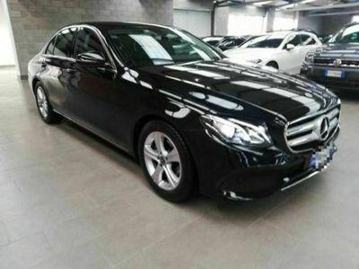usata Mercedes E200 Auto Sport LED TELECAMERA rif. 13009819