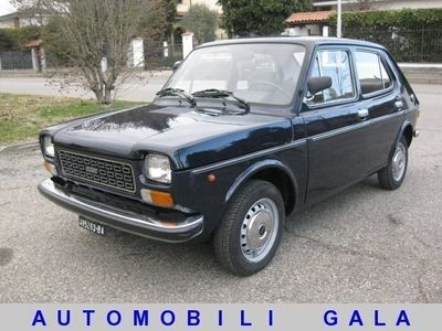 usata Fiat 127 SPECIAL 903 4 Porte 1a Serie RARISSIMA /CONSERVATA