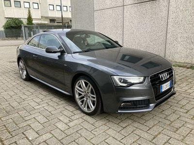usata Audi A5 2.0 Tdi 190cv Quattro S Line