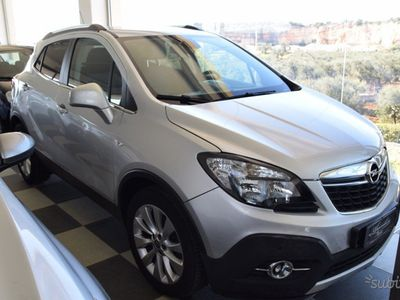 usado Opel Mokka 1.6 CDTI Ecotec 136CV Cosmo NAVI TEL