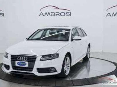 usata Audi A4 IV Avant 2.0 tdi