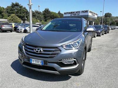 used Hyundai Santa Fe 2.2 crdi Xpossible 4wd auto