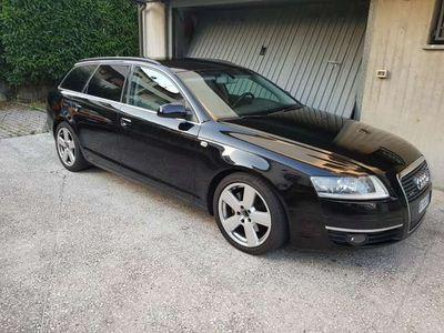 usata Audi A6 3.0 V6 Tdi Fap Avant Quattro UNIPR/A CASA VOSTRA!
