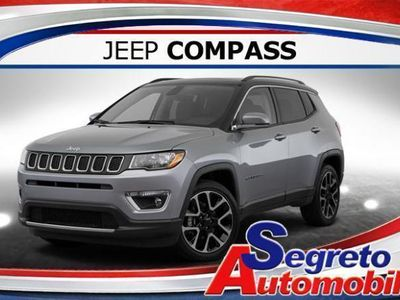 usata Jeep Compass Compass2.0 M-Jet 170cv Trailhawk AT9 S2
