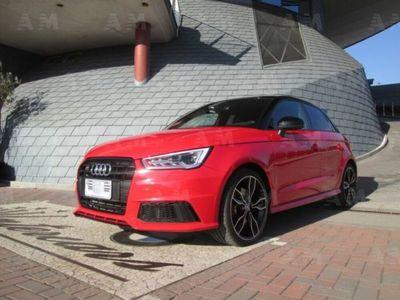 usata Audi S1 Sportback 2.0 TFSI quattro usato
