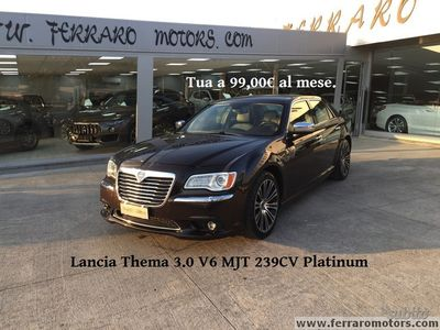used Lancia Thema 3.0 V6 MJT 239 Platinum
