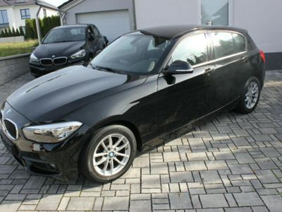usata BMW 114 Serie 1 Sport STERZO M-SPORT-KM CERTIFICATI