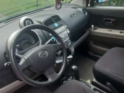 usata Daihatsu Sirion 1.3 16V aut. Kaori