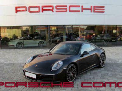 usata Porsche 911 Carrera 4S 991 Coupé-BOSE-TETTO-TELECAMERA