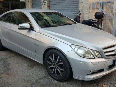 usata Mercedes E220 CDI Coupé BlueEFFICIENCY Executive