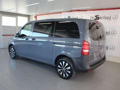used Mercedes Vito 114 CDI Mixto Compact