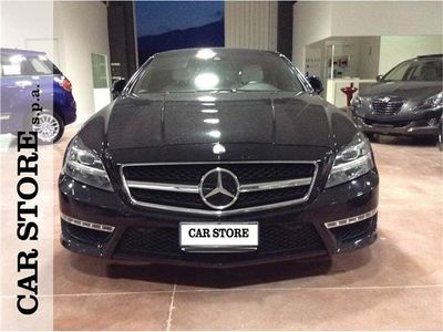 usata Mercedes CLS63 AMG ClasseAmg S 4matic V8 Biturbo Usato