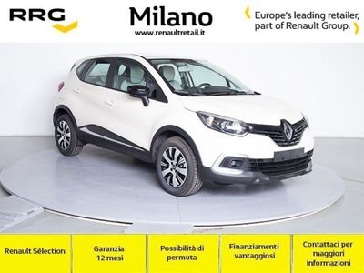 begagnad Renault Captur dCi 8V 90 CV Start&Stop Energy Zen