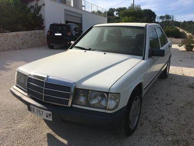 usata Mercedes 190 Diesel 1985 53Kw