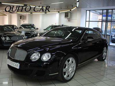 usata Bentley Continental GT Bi-Turbo 12 cilindri unicopr. tagliandi ok