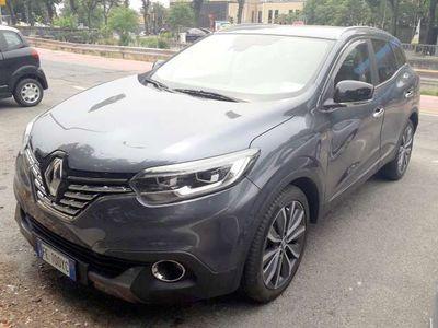 usado Renault Kadjar Dci 8V EDC Bose Edition 110Cv + Pack Techno