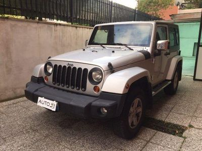usado Jeep Wrangler 2.8 CRD Sport Plus hard top rif. 10950229