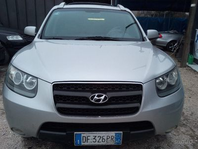 used Hyundai Santa Fe 2.2 CRDi VGT aut. Dynamic 5p.ti
