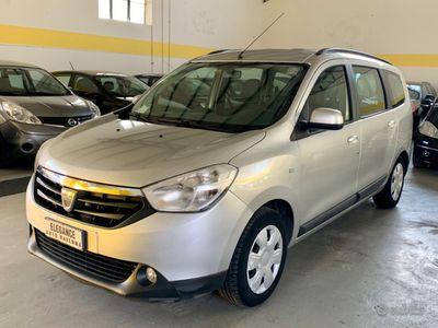 usata Dacia Lodgy 1.6MPI INP GPL 85CV FULL OPTIONAL 2014
