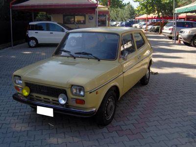 second-hand Fiat 127 benzina