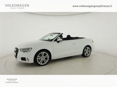 usata Audi A3 Cabriolet 35 tfsi 1.5 150cv