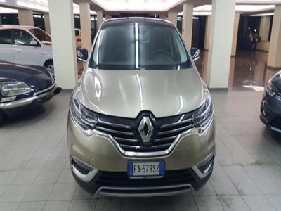 usata Renault Espace dCi 160 CV EDC Energy Intens