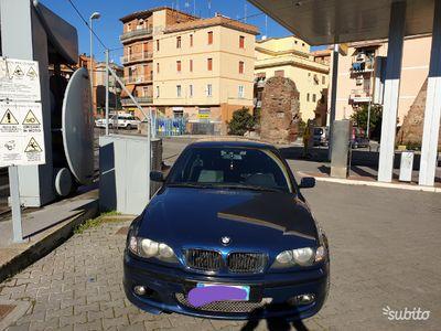 usata BMW 320 d privato