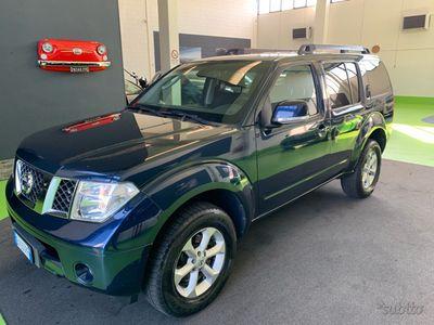 usata Nissan Pathfinder 2.5dci 171cv aut. 4wd 2010