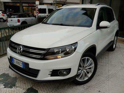 usata VW Tiguan 2.0 TDI 140 CV 4MOTION Sport & Style UNIPROP