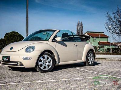 usata VW Beetle New1.4 16V Cabrio (ok neopatentati)