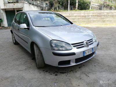 usata VW Golf V 1.9 TDI 105 CV comfortline