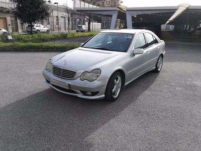 usata Mercedes C270 Classe CCDI cat Avantgarde