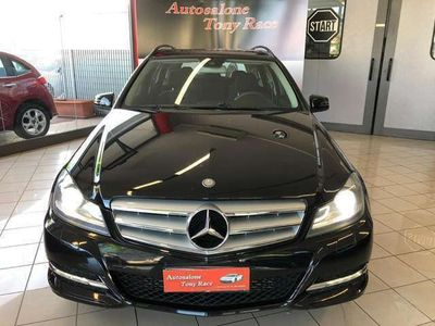 usata Mercedes C200 sw automatica finanziabile