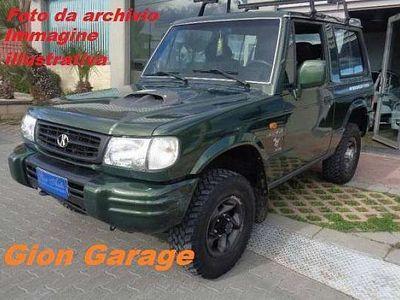 used Hyundai Galloper 2.5 TDI Corto Max