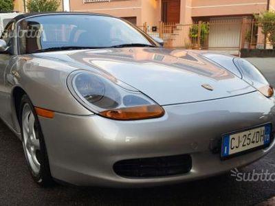 usata Porsche Boxster 2.5 anno 1997