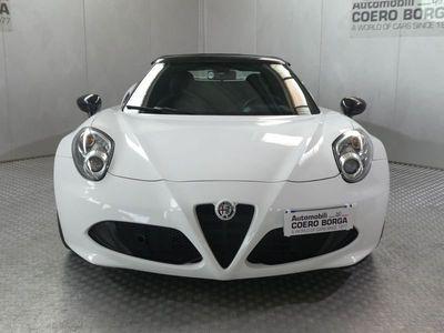 usado Alfa Romeo 4C 1750 TBi Spider