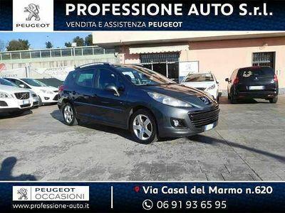 usata Peugeot 207 VTi 120CV XS Ciel del 2010 usata a Roma