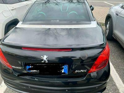 usata Peugeot 207 CC 1.6 HDi 110CV CC Féline