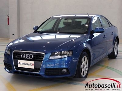 usata Audi A4 2.0 TDI 143CV QUATTRO EURO5 FAP NAVIGATORE