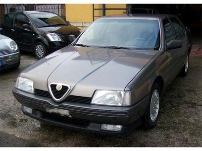 brugt Alfa Romeo 164 2.0 Twin Spark BELLISSIMA UNICO PROPRIETARIO