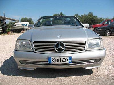 używany Mercedes 300 SL24 valvole